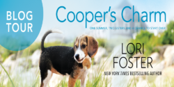 Spotlight:  Cooper's Charm by Lori Foster