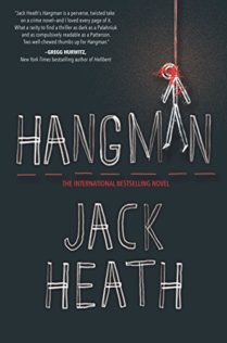 Audiobook Review:  Hangman by Jack Heath