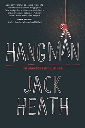Audiobook Review:  Hangman by Jack Heath