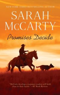 Review:  Promises Decide by Sarah McCarty