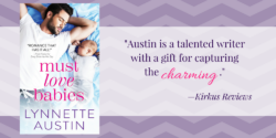 Spotlight:  Must Love Babies by Lynnette Austin