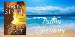Friday Giveaway:  Ocean Light by Nalini Singh