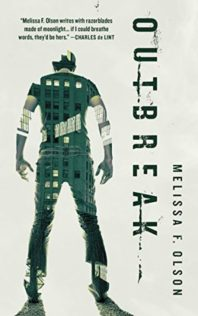 Audiobook Review:  Outbreak by Melissa F. Oleson