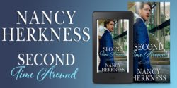 Spotlight/Guest Post:  Second Time Around by Nancy Herkness