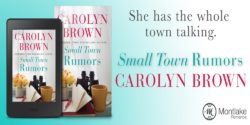 Spotlight:  Small Town Rumors by Carolyn Brown