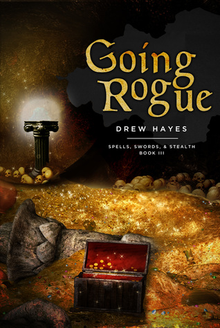 Audiobook Review:  Going Rogue by Drew Hayes