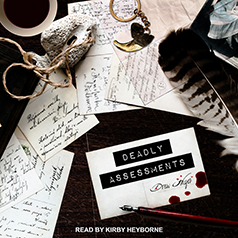 Audiobook Review:  Deadly Assessments by Drew Hayes