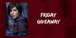 Friday eBook Giveaway:  Written in Red by Anne Bishop