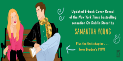New Cover Reveal and Bonus Chapter:  On Dublin Street by Samantha Young