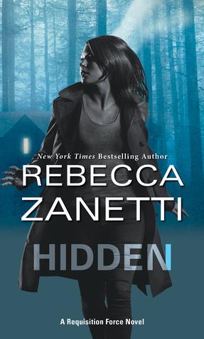 Hidden (Deep Ops, #1) by Rebecca Zanetti