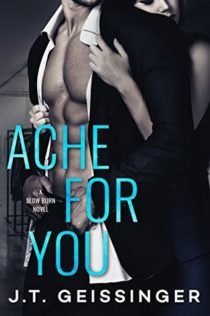 Review:  Ache for You by J.T. Geissinger