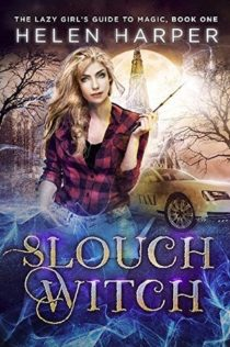 Audiobook Review:  Slouch Witch by Helen Harper