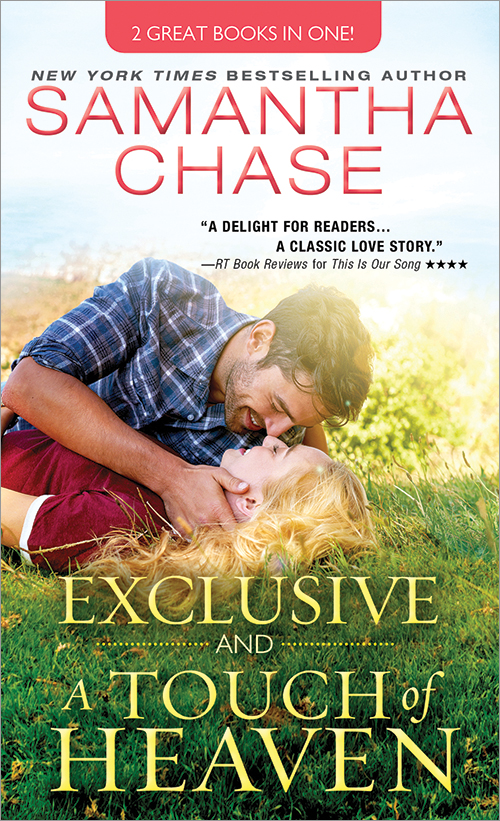 Exclusive/A Touch of Heaven by Samantha Chase