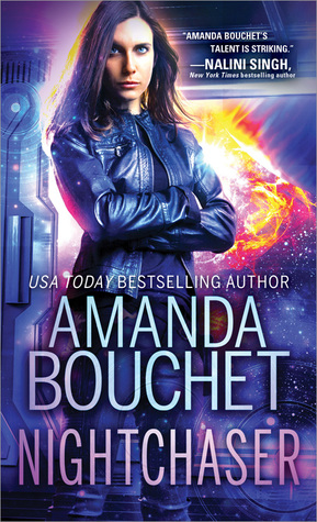Nightchaser (Endeavor, #1) by Amanda Bouchet