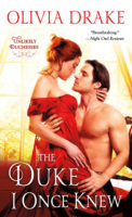 Spotlight:  The Duke I Once Knew by Olivia Drake