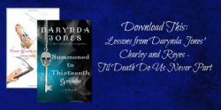 Download This:  Lessons from Darynda Jones' Charley and Reyes – Til Death Never Do Us Part