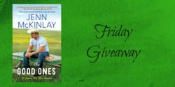 Friday Giveaway:  The Good Ones by Jenn McKinlay