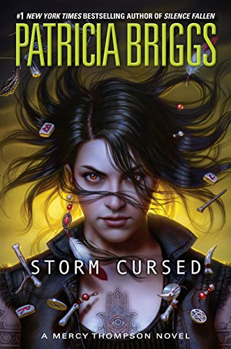 Storm Cursed (Mercy Thompson, #11) by Patricia Briggs