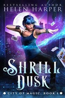 Audiobook Review:  Shrill Dusk by Helen Harper