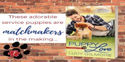 Spotlight:  Puppy Love by Lucy Gilmore