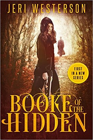 Booke of the Hidden (Booke of the Hidden #1) by Jeri Westerson
