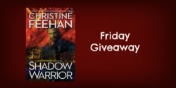 Friday Giveaway:  Shadow Warrior by Christine Feehan