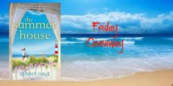 Friday Giveaway:  The Summer House by Jenny Hale