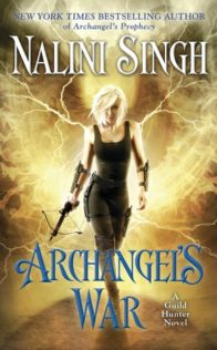 Review:  Archangel's War by Nalini Singh {Spoiler Alert!}