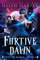 Audiobook Review:  Furtive Dawn by Helen Harper