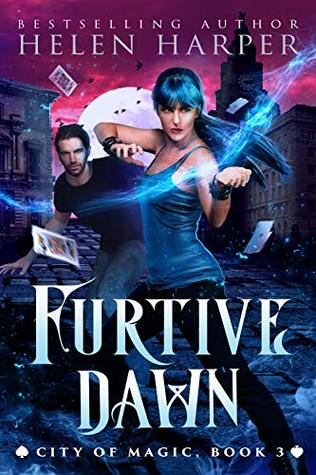 Audiobook Review:  Furtive Dawn by Helen Harper