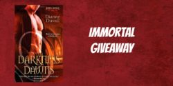 Friday Giveaway:  Dianne Duvall's Immortal Guardians