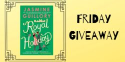 Friday Giveaway – Royal Holiday by Jasmine Guillory