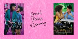 Special Friday Giveaway:  Signed Books by Alyssa Cole