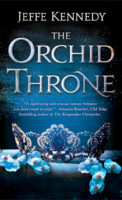 Spotlight:  The Orchid Throne by Jeffe Kennedy