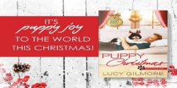 Spotlight:  Puppy Christmas by Lucy Gilmore