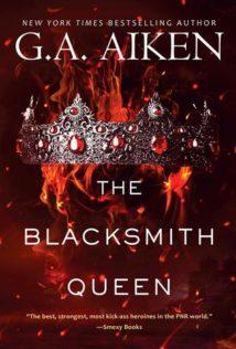 Review:   The Blacksmith Queen by G.A. Aiken