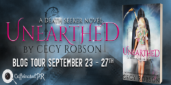 Spotlight:  Unearthed by Cecy Robson