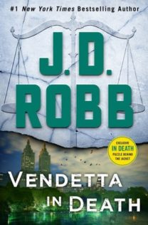 Audiobook Review:  Vendetta in Death by J.D. Robb