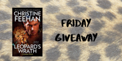 Friday Giveaway:  Leopard's Wrath by Christine Feehan