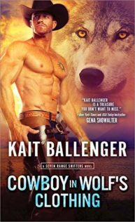 Review:  Cowboy in Wolf's Clothing by Kait Ballenger