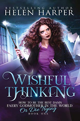 Audiobook Review:  Wishful Thinking by Helen Harper