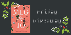 Friday Giveaway:  Meg & Jo by Virginia Kantra