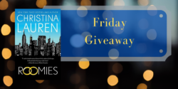 Friday eBook Giveaway:  Roomies by Christina Lauren