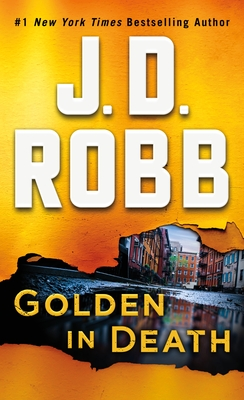 Golden in Death (In Death, #50) by J.D. Robb, Susan Ericksen