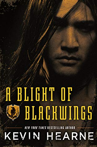 Audiobook Review:  A Blight of Blackwings by Kevin Hearne