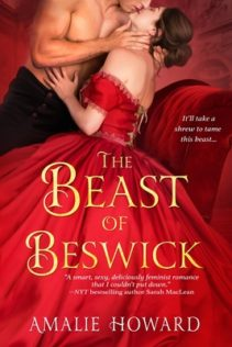 Review:  The Beast of Beswick by Amalie Howard