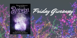 Friday eBook Giveaway:  Betwixt by Darynda Jones