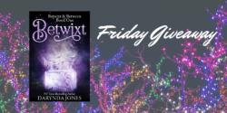 Friday eBook Giveaway:  Betwixt by Darynda Jones