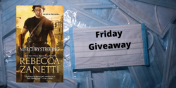 Friday eBook Giveaway:  Mercury Striking by Rebecca Zanetti