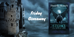 Friday eBook Giveaway:  Stone Guardian by Danielle Monsch